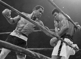 Muhammad Ali v Ken Norton