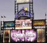 homerun scoreboard