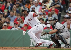 Cespedes played for Boston for two months (Courtesy of The Sports Post)
