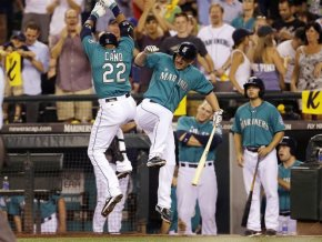 Seattle is projected to have the best record in the AL in 2015. Courtesy of The Columbian)