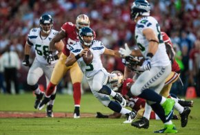 Wilson's performance this season has kept the Seahawks in the NFC West title hunt. (Courtesy of Seahawks.com)