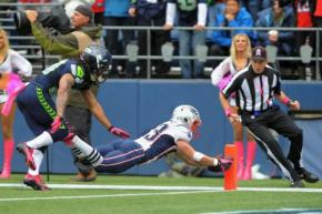 The last time these two teams met (2012) Brady threw for nearly 400 yards, and lost (Courtesy of Patriots.com)