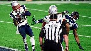 Malcolm Butler made the play of the game to save the Patriots season. (Courtesy of SB Nation)