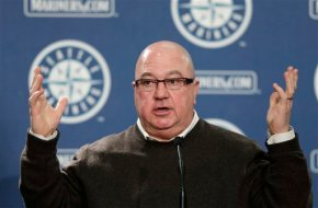 You're time in Seattle has felt a lot longer than that Jack Zduriencik. (Courtesy of MSF)